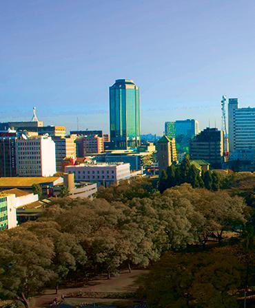 Harare, Zimbabwe